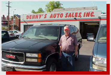 Used Truck Dealerships >> Denny's Auto Sales - 310 Washington Street, Portsmouth ...